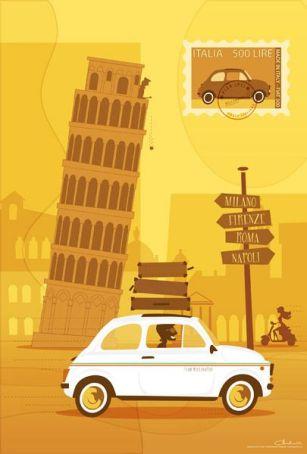 PISA & LUCCA TOUR